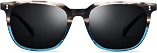 Glasses Men's Retro Round Sunglasses High-Intensity UV400 Protection High-Grade Plate Polarized Sunglasses Fashion