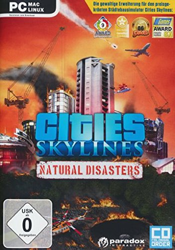 Cities Skylines - Natural Disasters (PC+Mac+Linux)