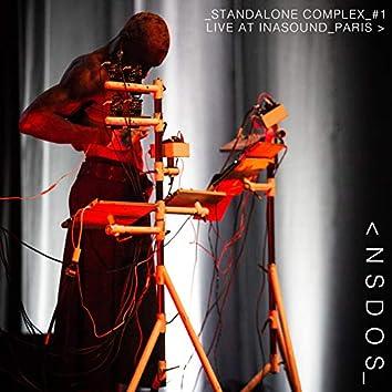 Standalone Complex #1 - Live at Inasound Paris