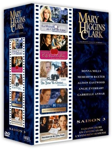 Coffret Mary Higgins Clark, vol. 3