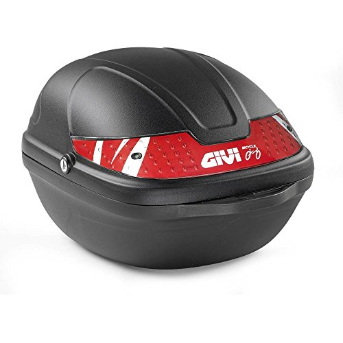 Givi CY14N fiets topcase, zwart, afmetingen 306 x 222 x 330 mm