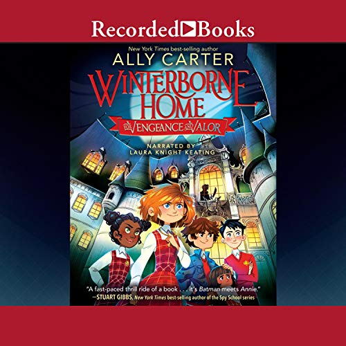 Winterborne Home for Vengeance and Valor audiobook cover art