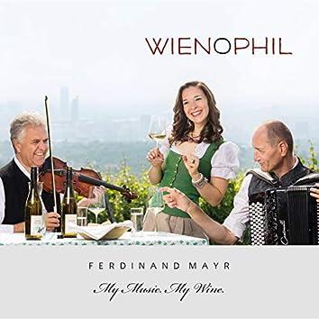 Ferdinand Mayr. Meine Musik. Mein Wein.