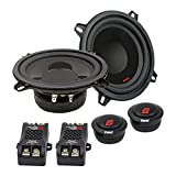 Cerwin Vega H7525C 5.25' 720W Max / 100W RMS HED Series 2-Way Component Car Speakers