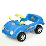 Dash Civic Kids Ride On Cum Paddle Car with Lights and Horn