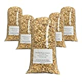 Virginia Peanuts Animal Grade Raw Red Skin Peanuts for Squirrels, Birds, Deer, Pigs and a Wide...