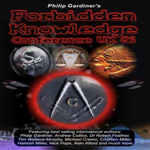 Forbidden Knowledge Conference UK 06 audiobook cover art