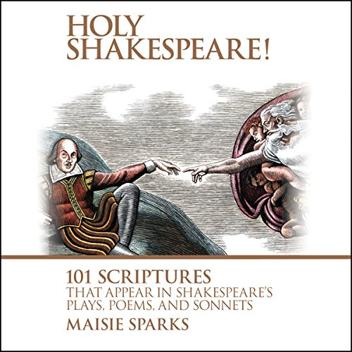 Holy Shakespeare! audiobook cover art