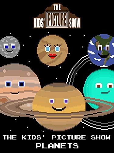 The Kids Picture Show Planets product image
