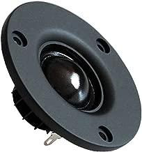 3 Inch Tweeter Speaker 20 Watt Audio Stereo Speakers 8 ohm High-pitched Bookshelf Loudspeaker Design DIY Home Theater for Audiophiles 74MM (8Ω)
