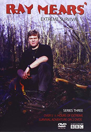Ray Mears Extreme Survival - Series 3 [2003] [DVD] [Reino Unido]