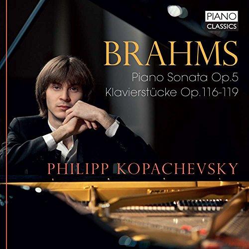 Brahms : Oeuvres pour piano. Kopachevsky.