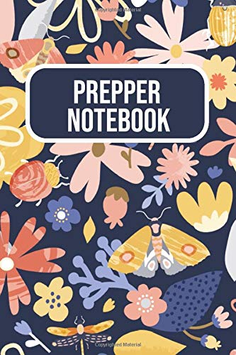 Prepper Notebook: Survival and Prepper Gear and Supplies wiht 150 Pages