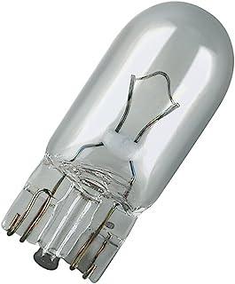 OSRAM 2825-02B ORIGINAL W5W Halogen, number plate position light, 2825-02B, 12V passenger car, double blister (2 lamps)