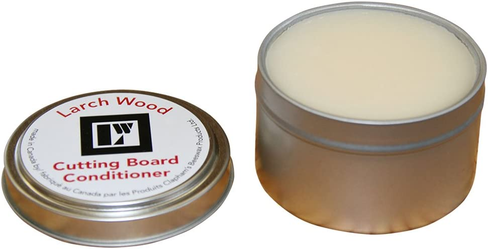 Larch Year-end annual account Wood Canada Beeswax and Very popular Mineral Oil Conditio Board Cutting