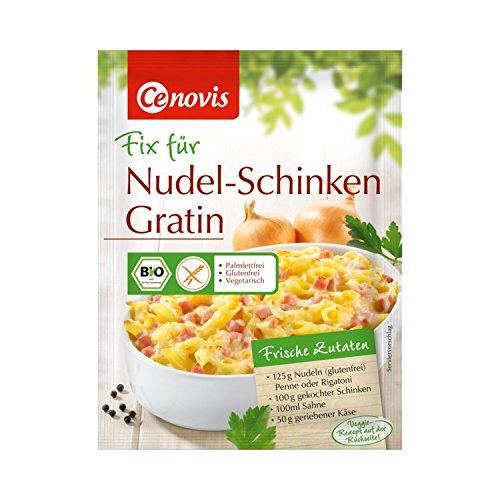 Cenovis - Fix für Nudel Schinken Gratin, bio, 1 Btl