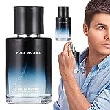 Eau de Perfume Spray, 75ml Perfume Spray de larga duración Light Cola Fragrance Spray Colonia natural para hombres 2PCS