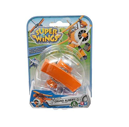 Giochi Preziosi - Super Wings DieCast Personaggio Grand Albert