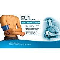 Ice It ColdComfort Cold Therapy Refill Pack - Ice It ColdComfort Refill - F/G-Pack - 500524 by Battle Creek Equipment