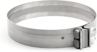 DETROIT DD 13 & DD15 EXHAUST DPF CLAMP with GASKET - KP201 (OEM# A0004902241 / A86809950302)