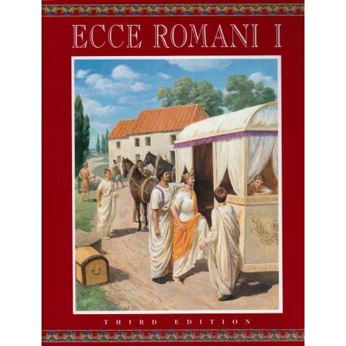ECCE ROMANI LEVEL 1 STUDENT EDITION HARDCOVER 2005C