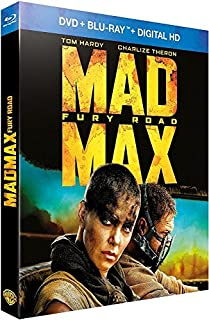 Mad Max : Fury Road [Combo Blu-Ray + DVD + Copie Digitale] (B00XJENENY) | Amazon price tracker / tracking, Amazon price history charts, Amazon price watches, Amazon price drop alerts
