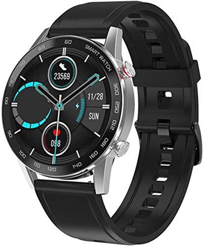 TYUI Smartwatch hombres s IP68 impermeable Bluetooth llamada sueño pantalla reloj inteligente Cardio reloj inteligente para mujeres y hombres-C