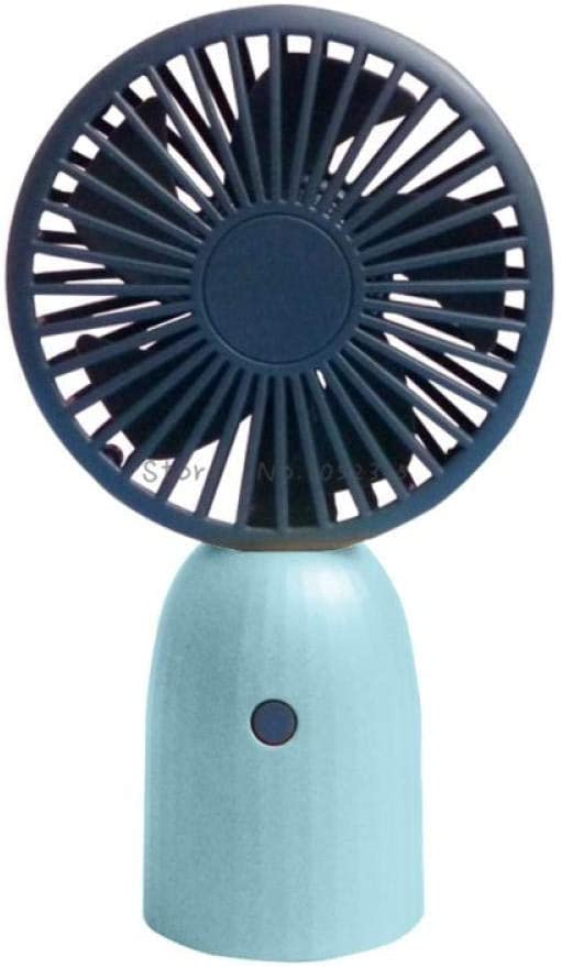 Portable Mini Fan 3 Gears Desktop 100% quality warranty Cool Adjustable Air Silent Max 44% OFF