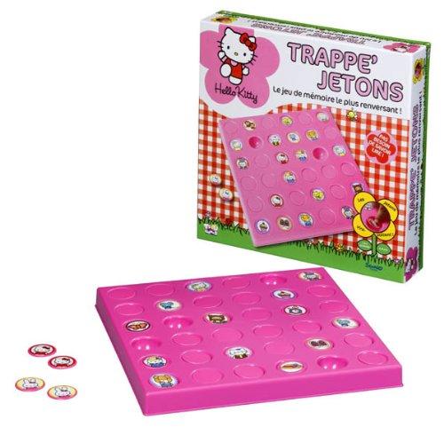 TF1 Games - jeu de société - Hello Kitty Trappe'Jetons