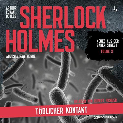 Sherlock Holmes - Tödlicher Kontakt Titelbild