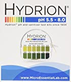 Ph. Test Tape Dispenser Hydrion Papers Strips...