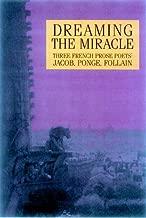 بديكورات العجيب: ثلاثة French prose poets: بحد أقصى يعقوب ، Jean follain ، Francis المنقوش