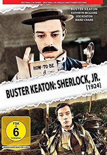Buster Keaton - Sherlock Junior (1924) - in kolorierter Fassung