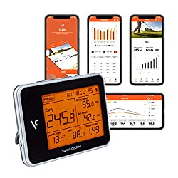 top 10 golf launch monitor Portable Start Monitor Voice Caddy Golf Swing Caddy SC300