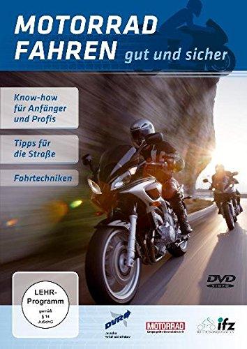 Motorrad fahren - Gut und sicher