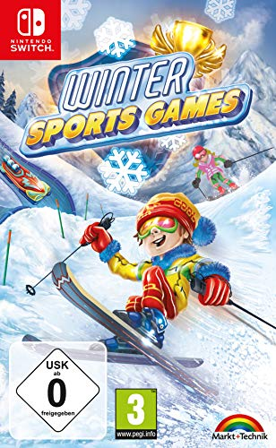 Winter Sports Games - Nintendo Switch