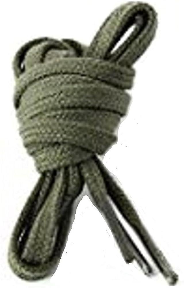 Couleur Au choix Lacets Chaussures Plats et Larges 120 x 0.8 cm