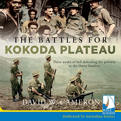 The Battles for Kokoda Plateau cover art