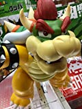 Japan Oficial Super Mario Bros Figure Bowser 30 CM KUPPA Videojuego Estatua #1