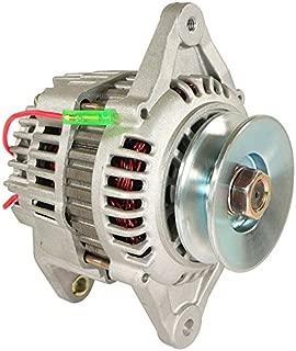 DB Electrical AHI0146 New Alternator For Mustang Equipment Yanmar Marine 4Tne102 4Tne106, Yanmar Marine 123900-77210 LR160-735 112671 LR160-735 LR160-735B 400-44044 400-44044R 12761 123900-77210
