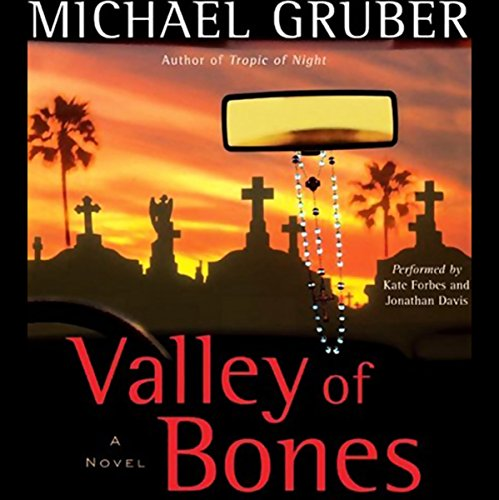 Valley of Bones audiobook cover art