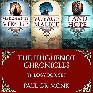 The Huguenot Chronicles, Books 1 - 3 cover art