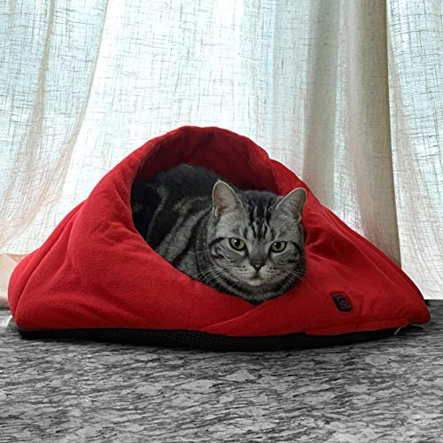Naconic Electric Heated Cat Bed