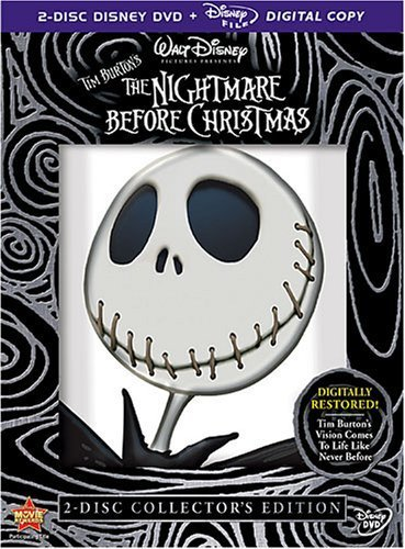 The Nightmare Before Christmas (Two-Disc Collector's Edition) by WALT DISNEY STUDIOS HOME ENTERTAINMENT
