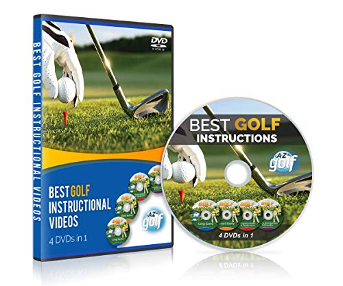 Best Instructional Golf Videos - Learn Basic Swing with Lessons