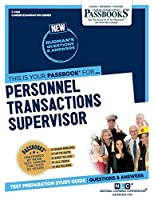 Personnel Transactions Supervisor (Career Examination)