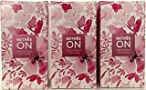 Betres On 90ml.   Ambientador Fresh Rose .- PACK 3 UN. (TOTAL 270 ML)