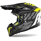 Airoh Helmet Aviator 3 Rampage Black Matt S