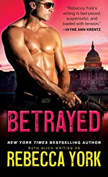 Betrayed (Rockfort Security Book 2) by [Rebecca York]