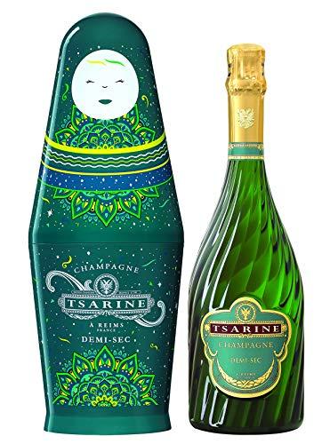 Tsarine Champagner DEMI-SEC mit